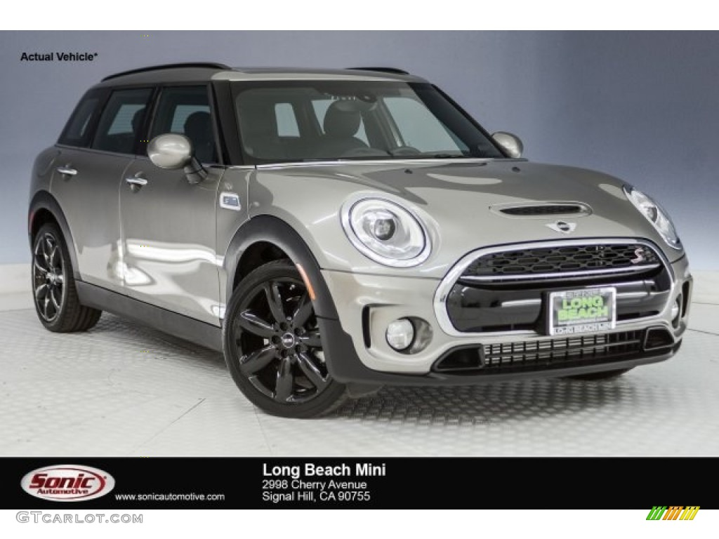 2017 Melting Silver Metallic Mini Clubman Cooper S 124141250