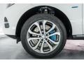 2018 Mercedes-Benz GLE 550e 4Matic Plug-In Hybrid Wheel and Tire Photo