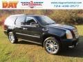 Black Ice Metallic 2013 Cadillac Escalade Platinum AWD