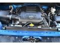 2016 Blazing Blue Pearl Toyota Tundra Limited CrewMax 4x4  photo #27