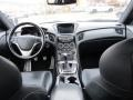 2013 Black Noir Pearl Hyundai Genesis Coupe 3.8 Track  photo #14