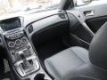 2013 Black Noir Pearl Hyundai Genesis Coupe 3.8 Track  photo #15