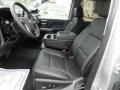 2018 Silver Ice Metallic Chevrolet Silverado 1500 LTZ Crew Cab 4x4  photo #22