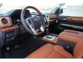 1794 Edition Black/Brown Dashboard Photo for 2018 Toyota Tundra #124203416