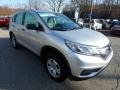 2015 Alabaster Silver Metallic Honda CR-V LX AWD  photo #7