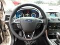 2018 Edge SEL AWD Steering Wheel