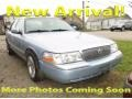2003 Light Ice Blue Metallic Mercury Grand Marquis GS #124237837