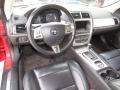 2007 Jaguar XK Charcoal Interior Dashboard Photo
