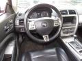 2007 Jaguar XK Charcoal Interior Steering Wheel Photo