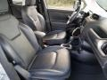 Black Front Seat Photo for 2017 Jeep Renegade #124257557