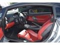 Front Seat of 2004 Gallardo Coupe
