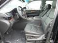 2018 Escalade ESV Luxury 4WD Jet Black Interior