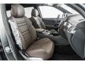 2018 GLS 63 AMG 4Matic Espresso Brown/Black Interior