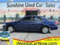 2002 Eternal Blue Pearl Honda Accord EX Sedan #124257773