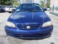 2002 Eternal Blue Pearl Honda Accord EX Sedan  photo #4