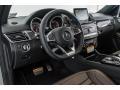 Dashboard of 2018 GLS 63 AMG 4Matic
