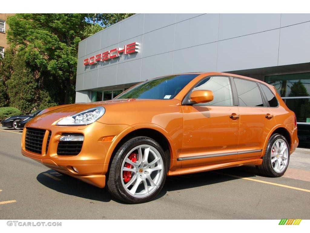 2008 nordic gold metallic porsche cayenne gts 12425482 car color galleries. Black Bedroom Furniture Sets. Home Design Ideas