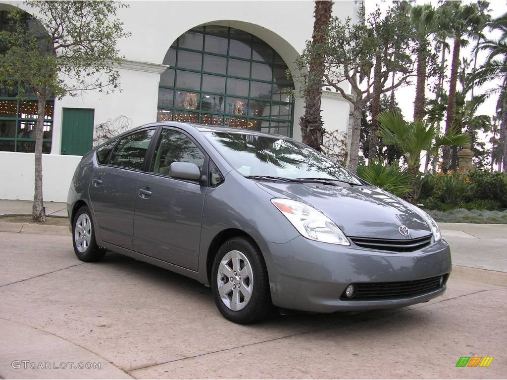 Image result for toyota prius 2005 grey