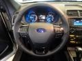Ebony Black Steering Wheel Photo for 2018 Ford Explorer #124296397