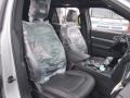 Ebony Black Interior Photo for 2018 Ford Explorer #124302195
