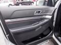 Ebony Black Door Panel Photo for 2018 Ford Explorer #124302426
