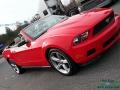 2011 Race Red Ford Mustang V6 Convertible  photo #24