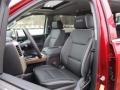 Cajun Red Tintcoat - Silverado 1500 High Country Crew Cab 4x4 Photo No. 12