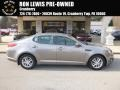 Titanium Silver Metallic 2013 Kia Optima LX