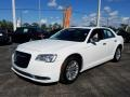 2017 Bright White Chrysler 300 C #124362789
