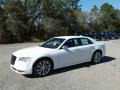 2018 Bright White Chrysler 300 Limited #124382502