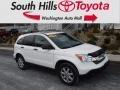 2009 Taffeta White Honda CR-V EX 4WD #124382361