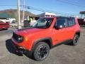 Colorado Red 2017 Jeep Renegade Gallery