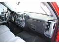 2016 Red Hot Chevrolet Silverado 1500 LT Crew Cab 4x4  photo #16