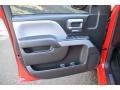 2016 Red Hot Chevrolet Silverado 1500 LT Crew Cab 4x4  photo #24