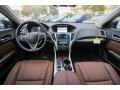 2018 Acura TLX Espresso Interior Interior Photo