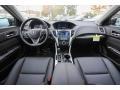 2018 Acura TLX Ebony Interior Interior Photo