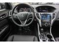 2018 Acura TLX Ebony Interior Dashboard Photo