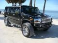 Black 2005 Hummer H2 SUV