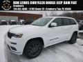 Bright White 2018 Jeep Grand Cherokee High Altitude 4x4
