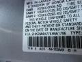 2014 Alabaster Silver Metallic Honda CR-V EX-L AWD  photo #19