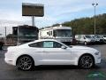 2018 Oxford White Ford Mustang EcoBoost Fastback  photo #6