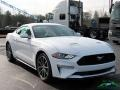 2018 Oxford White Ford Mustang EcoBoost Fastback  photo #7