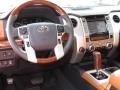 1794 Edition Black/Brown Dashboard Photo for 2018 Toyota Tundra #124496045