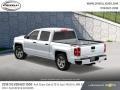 2018 Summit White Chevrolet Silverado 1500 Custom Crew Cab 4x4  photo #3