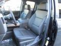 2018 Black Chevrolet Silverado 1500 LTZ Double Cab 4x4  photo #16