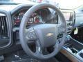 2018 Black Chevrolet Silverado 1500 LTZ Double Cab 4x4  photo #18