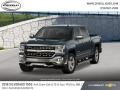 2018 Graphite Metallic Chevrolet Silverado 1500 LTZ Crew Cab 4x4  photo #1