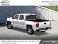 2018 Summit White Chevrolet Silverado 1500 LTZ Crew Cab 4x4  photo #4