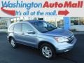 2010 Glacier Blue Metallic Honda CR-V EX-L AWD  photo #1