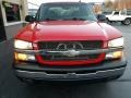 2003 Victory Red Chevrolet Silverado 1500 LT Extended Cab 4x4  photo #6